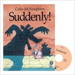 Pictory Set Step 2-01 : Suddenly! (Paperback + Audio CD)