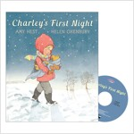 Pictory Set 3-17 / Charley's First Night (Paperback, Audio CD, Step 3)