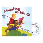Pictory Set 마더구스 1-04(HCD) / A Hunting We Will (Hardcover, Hybrid CD, Mother Goose)