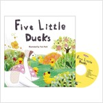 Pictory Set 마더구스 1-07 / Five Little Ducks (Paperback, Audio CD, Mother Goose)