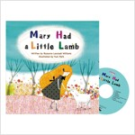 Pictory Set 마더구스 1-09 / Mary Had a Little Lamb (Paperback, Audio CD, Mother Goose)