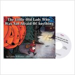Pictory Set 2-17 / Little Old Lady Who Was Not Afraid of Anything (Paperback, Audio CD, Step 2)