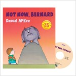Pictory Set 2-07 / Not Now, Bernard (Paperback, Audio CD, Step 2)