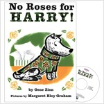 Pictory Set 3-10 / No Roses for Harry! (Paperback, Audio CD, Step 3)