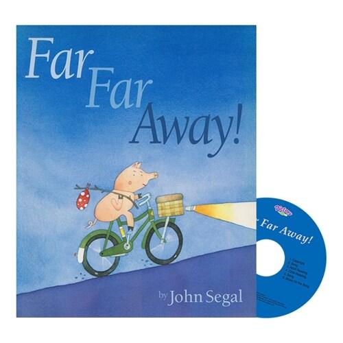 Pictory Set 1-41 / Far Far Away! (Paperback + Audio CD)