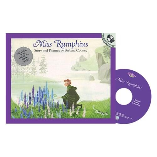 Pictory Set 3-24 / Miss Rumphius (Paperback, Audio CD, Step 3)