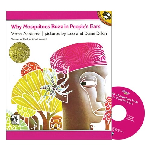 Pictory Set 3-25 / Why Mosquitoes Buzz in Peoples (Paperback, Audio CD, Step 3)