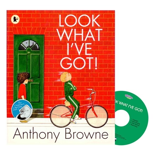 Pictory Set 2-20 / Look What Ive Got! (Paperback, Audio CD, Step 2)