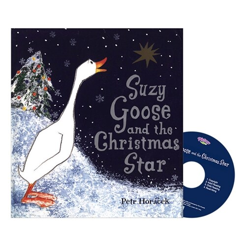 Pictory Set 2-28 / Suzy Goose and the Christmas Star (Paperback, Audio CD, Step 2)