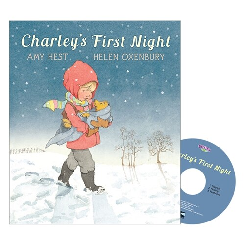 Pictory Set 3-17 / Charleys First Night (Paperback, Audio CD, Step 3)