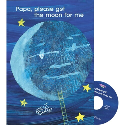 Pictory Set 1-29 / Papa, Please Get the Moon for Me (Paperback, Audio CD, Step 1)