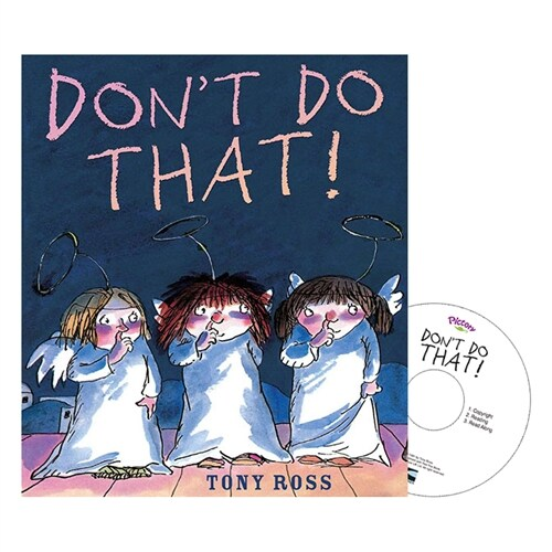 Pictory Set 2-24 / Dont Do That! (Paperback, Audio CD, Step 2)