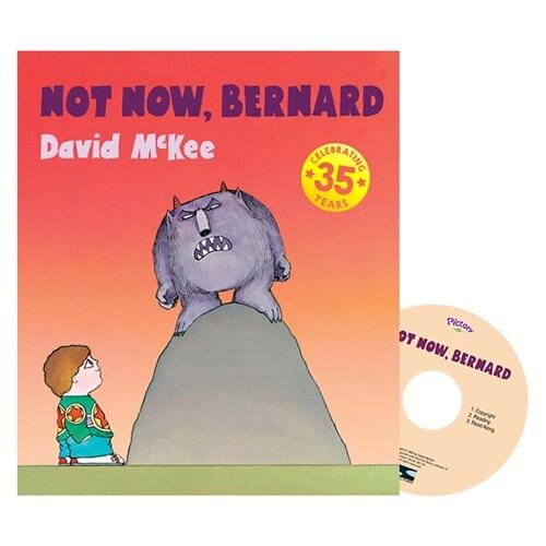 Pictory Set 2-07 / Not Now, Bernard (Paperback, Audio CD, Step 2)