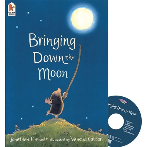 Pictory Set 3-20 / Bringing Down the Moon (Paperback, Audio CD, Step 3)