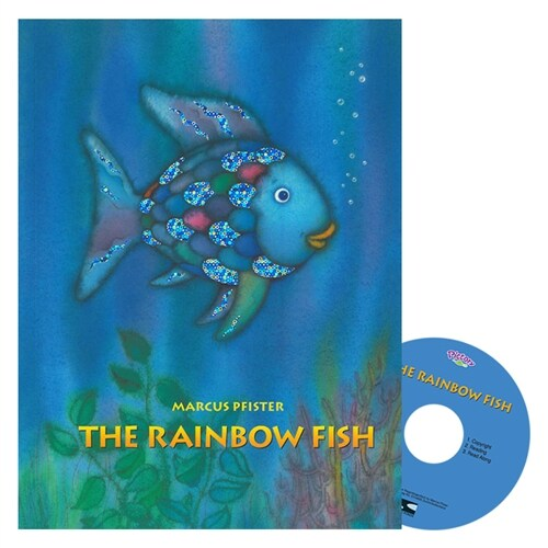 Pictory Set 3-27 / The Rainbow Fish (Paperback, Audio CD, Step 3)