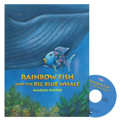 Pictory Set 3-29 / Rainbow Fish and the Big Blue Whale (Paperback, Audio CD, Step 3)