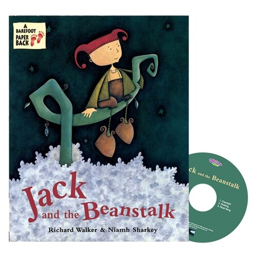 Pictory Set 3-16 / Jack and the Beanstalk (Paperback, Audio CD, Step 3)