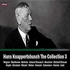 [수입] 한스 크나퍼츠부슈 컬렉션 Vol.3 (1925~1964년 Recordings)