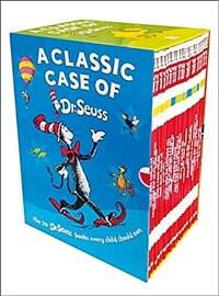 닥터수스 클래식 A Classic Case of Dr. Seuss 원서 20권 박스 세트 (Paperback 20권)