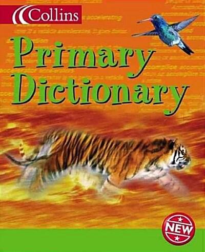 [중고] Collins Primary Dictionary (Paperback)