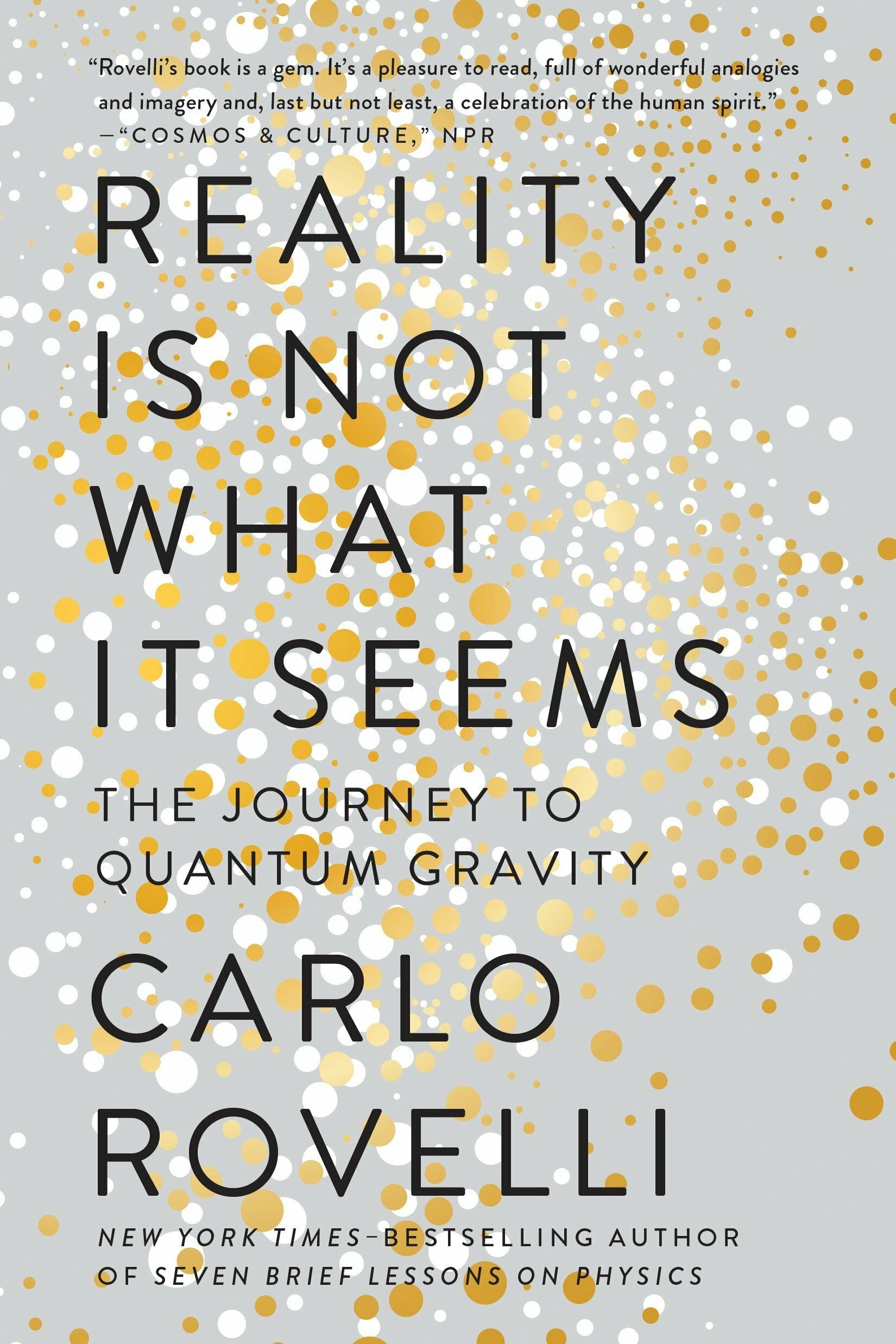 Reality is Not What it Seems (Paperback)