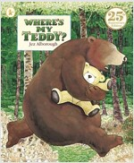 Where's My Teddy? (Paperback)
