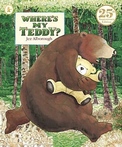 Wheres My Teddy? (Paperback)