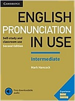 English Pronunciation in Use Intermediate Book with Answers and Downloadable Audio (Package, 2 Revised edition)
