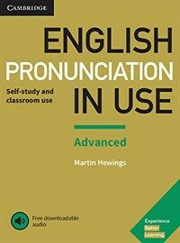 English Pronunciation in Use Advanced Book with Answers and Downloadable Audio (Package)