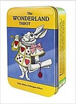 Wonderland Tarot in a Tin (Other)