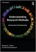 Understanding Research Methods : An Overview of the Essentials (Paperback, 10 New edition)