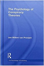 The Psychology of Conspiracy Theories (Hardcover)