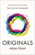 Originals : How Non-conformists Change the World (Paperback)
