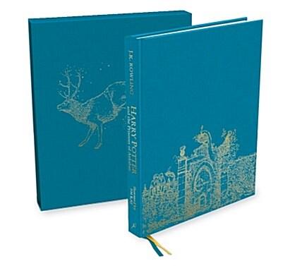 Harry Potter and the Prisoner of Azkaban : Deluxe Illustrated Slipcase Edition (Hardcover)