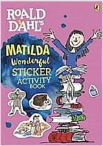 Roald Dahl's Matilda Wonderful Sticker Activity Book (Paperback)