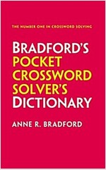 Bradford's Pocket Crossword Solver's Dictionary : Over 125,000 Solutions in an A-Z Format for Cryptic and Quick Puzzles (Paperback, 3 Revised edition)