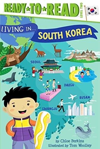 Living in . . . South Korea (Paperback)