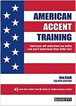 American Accent Training: With Online Audio (Paperback, 4)