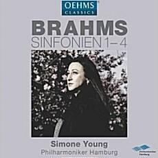 [수입] 브람스 : 교향곡 전곡 [3CD]