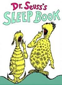 Dr. Seusss Sleep Book (Library Binding)