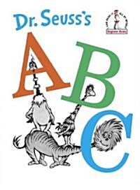 Dr. Seusss ABC (Library Binding, Library)