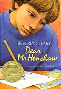 Dear Mr. Henshaw (Hardcover)