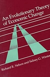 An Evolutionary Theory of Economic Change (Paperback, Revised)