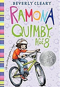 Ramona Quimby, Age 8 (Hardcover, Reillustrated)