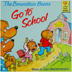Berenstain Bears Go to School (Paperback)