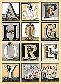 Amphigorey: Fifteen Books (Paperback)