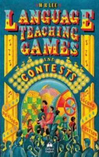 Language teaching games and contests 2nd ed