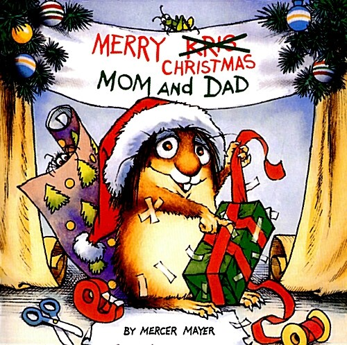 Merry Christmas, Mom and Dad (Little Critter) (Paperback, Random House)