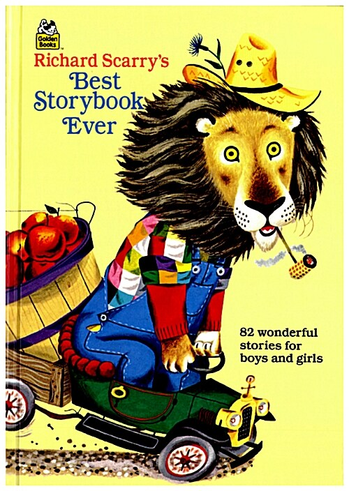 Richard Scarrys Best Story Book Ever (Hardcover)