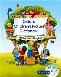 Oxford Children's Picture Dictionary for learners of English : A topic-based dictionary for young learners (Package)